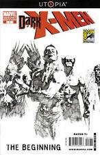 Dark X-Men - The Beginning (2009) #1 of 3 (Comic-Con Sketch Variant) of 3