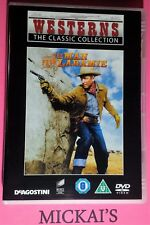 THE MAN FROM LARAMIE - WESTERNS THE CLASSIC COLLECTION WTCCN32 DVD PAL UK OOP