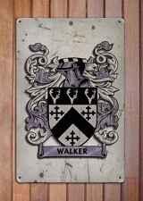 Ali Coat of Arms A4 Aged Retro 10x8 Metal Sign Aluminium Heraldry