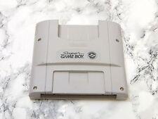 Nintendo Super Game Boy Adapter SNES Famicom SHVC-027 Gameboy [De]Oa4