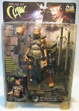 """Stan Winston Creatures 2001 Realm of the Claw """" Zynda """" Action Figure"""