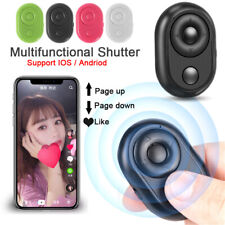 Wireless Bluetooth Remote Control Camera Shutter Self-timer for Smart Cell Phone