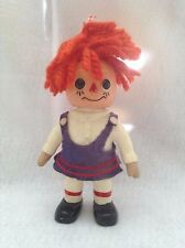 Raggedy Anne Doll by Royalty Industry 1974