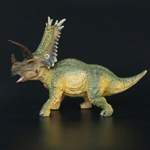 "Jurassic Realistic Model 7"" Pentaceratops Triceratops Horned Dinosaur Figure Toy"