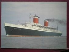 United States Unposted Collectable Cruise Liner Postcards