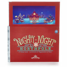 """Special Hallmark Delivery 2014 """"NIGHTY-NIGHT NORTHPOLE"""" light up book NEW"""