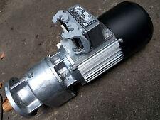 Columbus McKinnon CM LTI 460/60 380/50 1 HP GEARMOTOR 84.1 OUTPUT RPM # 45152013