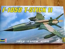 Revell Monogram 1:48 F-105D T-Stick II Aircraft Model Kit