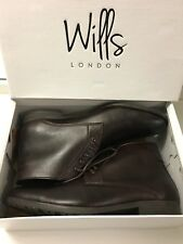 Will's Vegan Chukka Boots - Brown - Men's 13US 47EU - Certified