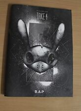 B.A.P BAP Recording Take 4 DVD + Photobook KPOP / BTS EXO GOT7 SHINEE NCT 127