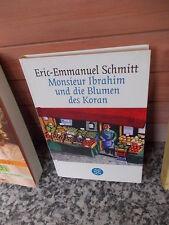 Monsieur Ibrahim und die Blumen des Koran, von Eric-Emmanuel Schmitt