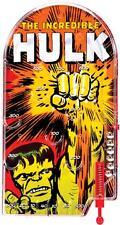 Schylling MARVEL COMICS INCREDIBLE HULK TIN METAL PINBALL NIB Avengers