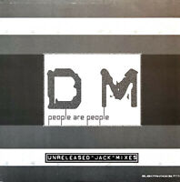 "Depeche Mode ‎12"" People Are People (Unreleased ""Jack"" Mixes) (M/M)"