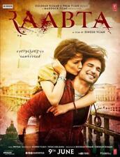 RAABTA DVD - 2017 HINDI MOVIE DVD REGION FREE SUSHANT SINGH RAJPUT KRITI SANON