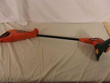 Local Pickup Black &Decker Orange Cordless String Trimmer Untested No Power Cord
