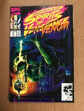 GHOST RIDER BLAZE SPIRITS OF VENGEANCE #6 MARVEL COMICS (1992) SPIRITS OF VENOM