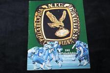 1981 Philadelphia Eagles Yearbook