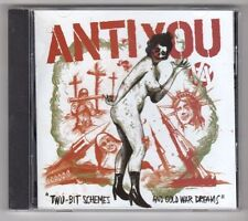 (GY710) Anti You, Two-Bit Schemes And Cold War Dreams - CD