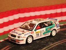 "SKODA OCTAVIA WRC ""MONTECARLO 2001""  #6066"