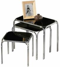 Rectangle Metal Nested Tables without Assembly Required