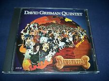 Dawgnation - David Grisman Quintet (CD 2002) Near Perfect CD FREE Shipping