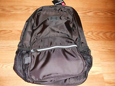 New Girl's Under Armour All Black Backpack 1260542
