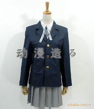 K-ON mio akiyama School uniform cosplay carnival costume halloween party H005