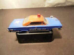 Motorific Police Car Body