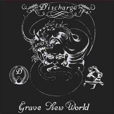 Discharge - Grave New World [LP][transparent]