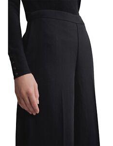 Witchery Black Culottes Women 6 XS XXS NWT