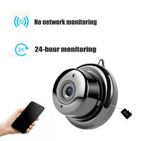 HD 1080P Mini Hidden Camera Wireless Wifi IP Home Security DVR Night Vision pw