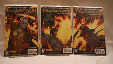Freddy vs Jason vs Ash The Nightmare Warriors #2+#3+#4 Connecting Covers VF+/NM.