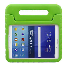 Green Kids Shockproof Case Cover for Samsung galaxy Tab A 8.0 SM-T350 T355 T355Y