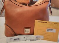 Dooney & Bourke Desert Hobo Bag EXCELLENT USED CONDITION & Gold HDWR