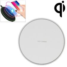Qi Fast Wireless Charger Charging Pad for iPhone 11/Pro/Pro Max/Galaxy S10/10+