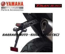 PORTA TARGA SPORTIVO PER YAMAHA T-MAX 530 TMAX IRON MAX LUX MAX da 2012 a 2016