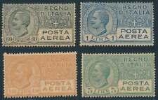 Italien Nr. 230-233 postfrisch/**, Flugpost 1926 (48816)
