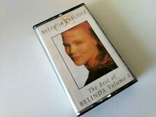 Belinda Carlisle The Best Of Very Rare Cassette Argentina Pressing EXC Condition