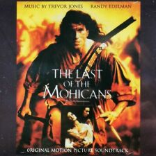 The Last Of The Mohicans - OST [1992] | Randy Edelman & Trevor Jones | CD NEU