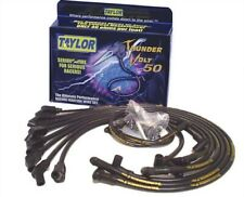 Black Thundervolt Spark Wire Set Ford 5.0L TAYLOR/VERTEX 98058