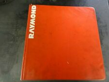 Raymond Heavy Equipment Manuals & Books for sale | eBay