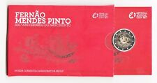 COINCARD OFICIAL PROOF PORTUGAL 2011 ( FERNAO MENDES )
