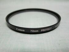 Canon 72mm PROTECT FILTER