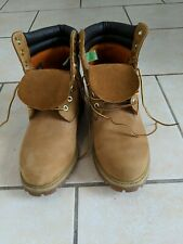 Timberland boots size 8 used