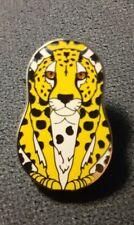 "Busch Gardens Tampa ""Nesting Doll Animal Set"" Cheetah Mystery Box Pin."