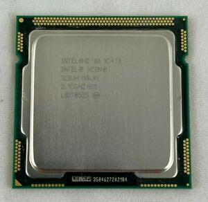 Intel Xeon X3470 2.93GHz 8M Quad-Core CPU Processor SLBJH LGA 1156 USA!