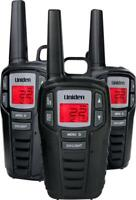 Uniden - SX307-3C GMRS 30-Mile, 22-Channel GMRS 2-Way Radios - Black