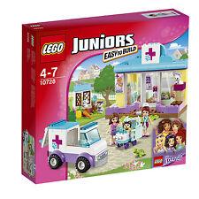 Lego ® juniors 10728 MIAC clínica veterinaria nuevo embalaje original _ mia's Vet Clinic New misb NRFB