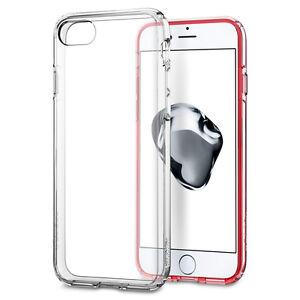 Spigen®Apple iPhone 7 [Ultra Hybrid] Shockproof Case Clear TPU Bumper Cover