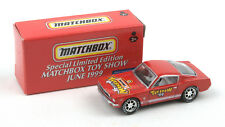 Matchbox 1999 Special Limited Edition 6th MB Toy Show '65 Ford Mustang GT *MIB*
